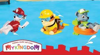 Đồ chơi mô hình Những chú chó cứu hộ Paw Patrol - Dòng tập bơi