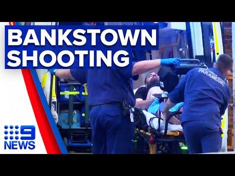 Police officers investigated after man shot | 9 News Australia