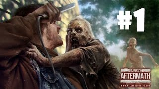 ROMERO'S AFTERMATH Gameplay (PC) - Part #1 - Will You Survive?!