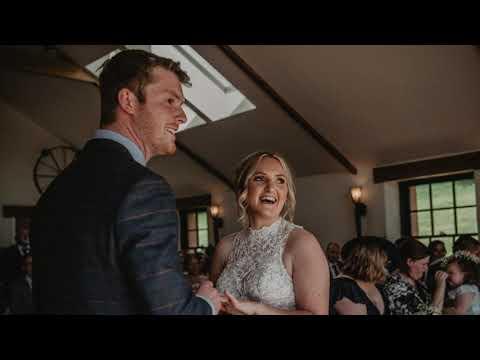 Heather & Max Wedding Day, New House Farm Lorton