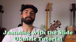 Jamming and Soloing with your Slide - Hot Open G Licks - Ukulele Tutorial