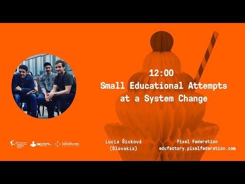Malé vzdelávacie pokusy o systémovú zmenu - Fest Anča 2017 | Sector.sk