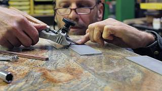Sharp Woodworking Chisels Guaranteed • Complete Sharpening Series Video 17