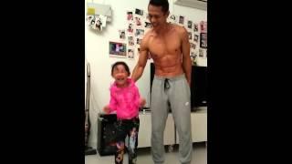 親子健身操之飛膊摩天輪