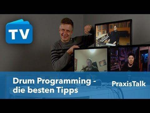 Drum & Groove Programming - die besten Tipps - Video-Podcast