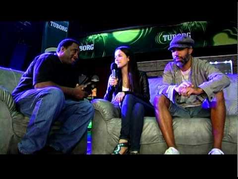 "loftas Live Interview ""Jungle Brothers"""