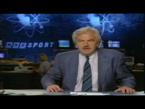 BBC highlights of World Athletic C'ships Tokyo 1991!