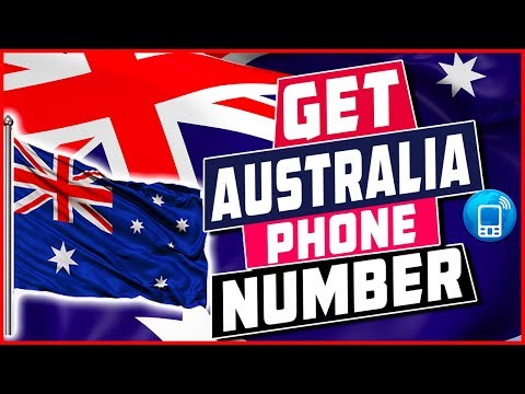 How To Get Australia Virtual Phone Number