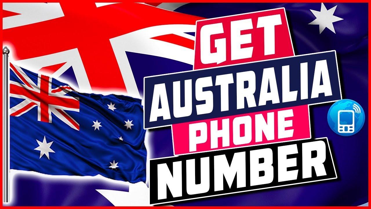 Virtual Phone Numbers in Australia | Buy Australia Virtual Phone Number