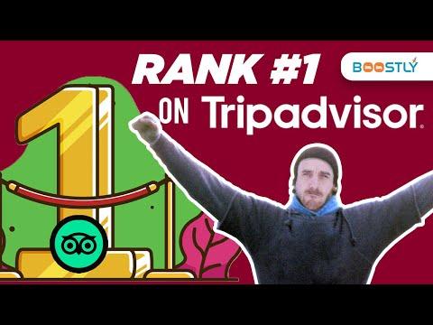 TripAdvisor Popularity Ranking: 5 Tips To Boost Your TripAdvisor Ranking