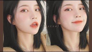 개강 맞이 로드샵 원브랜드 메이크업???? 가을가을한 색감 (feat.아리따움) Aritaum one brand fall makeup   소윤