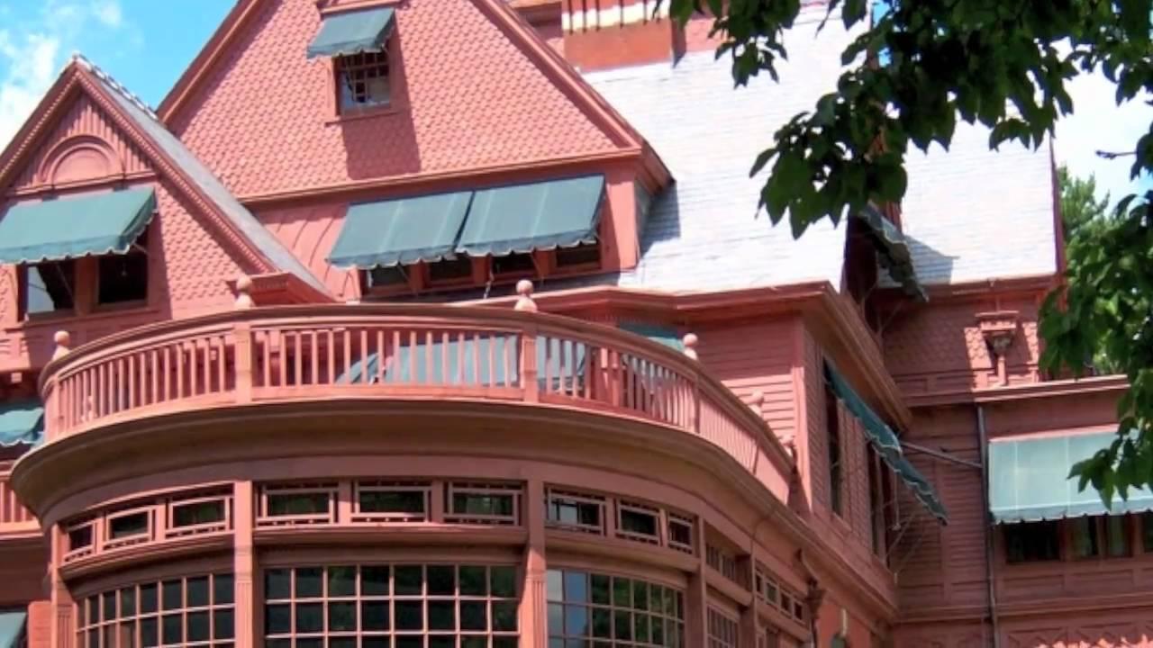 Glenmont Thomas Edison House West Orange Nj Youtube