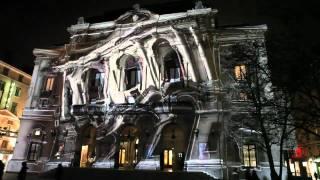Визуальное 4D шоу в Лионе