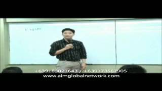 Alliance in Motion Global, Inc. - Marketing Plan Presentation John Asperin