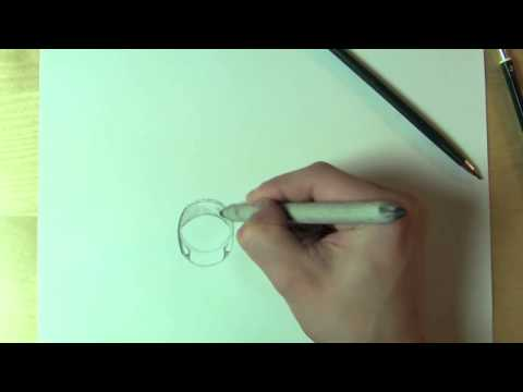 3d objekte zeichnen lernen doovi. Black Bedroom Furniture Sets. Home Design Ideas