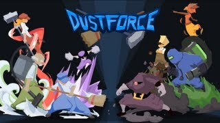 Dustforce Gameplay (PC HD)