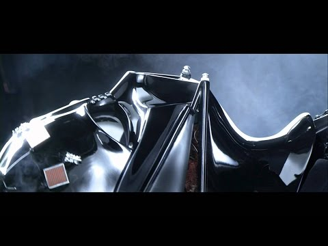 Darth Vader - The suit - Star Wars Episode III Revenge of The Sith HD