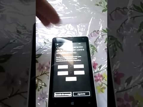 Repeat How to bypass Factory Reset Protection on Lumia 950 XL using