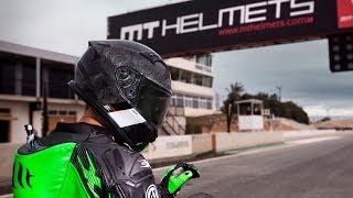 Обзор шлема MT HELMETS MUGELLO