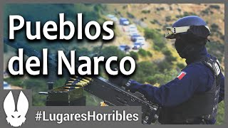 Repeat youtube video Los Lugares Más Horribles del Mundo: Pueblos del Narco