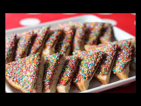 Simple Kids party food ideas