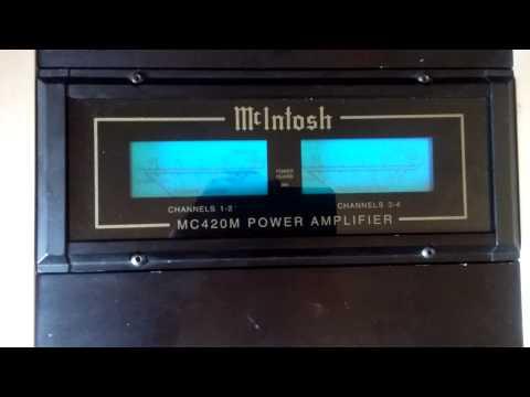 Mcintosh MC420M... Mcintosh Audio Ebay