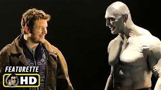 GUARDIANS OF THE GALAXY (2014) Chris Pratt & Dave Bautista Screen Test [HD]