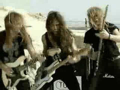 Iron Maiden  Man On The Edge