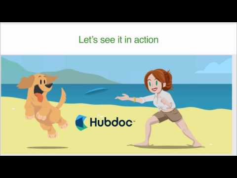 How to Create a Paperless Practice with Hubdoc