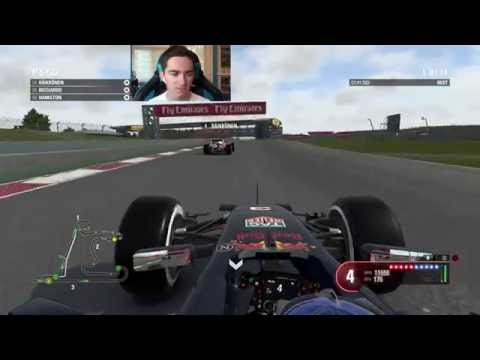 F1 2016 [Xbox One] - Round 3 [Chinese Grand Prix]