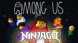ninjago among us