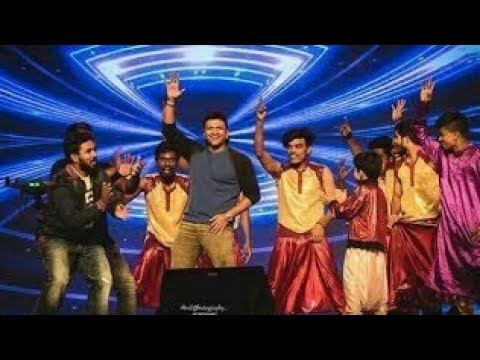 Puneeth Rajkumar dance In Tagaru  audio release