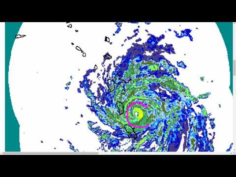 Monday Evening Update on Hurricanes Maria and Jose