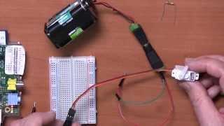 Controlling Servo Motors with Raspberry Pi