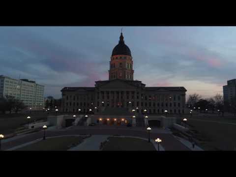 The Capitol - Topeka Kansas