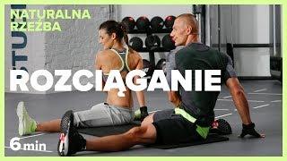 ROZCIĄGANIE - 6 min | NATURALNA RZEŹBA | Szymon Gaś & Katarzyna Kępka