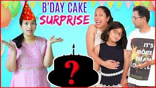 Birthday Cake Surprise by ShrutiArjunAnand | CookWithNisha