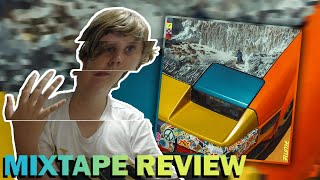 Flume - Hi This Is Flume (MIXTAPE REVIEW)