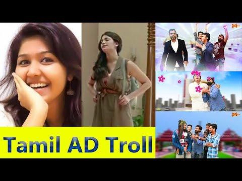 Jimikki Kammal & Tamil Ad Troll | Shruti Hassan | Saravana Stores | Vechu Seivom