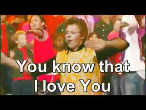 Hillsong Kids - King Of Majesty [w/Lyrics]