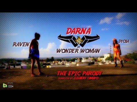 Darna vs Wonder Woman: The Epic Parody