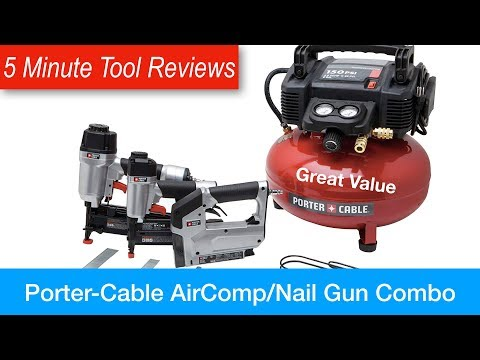porter-cable-6-gallon-air-compressor-and-3-tool-combo-kit---five-minute-tool-reviews