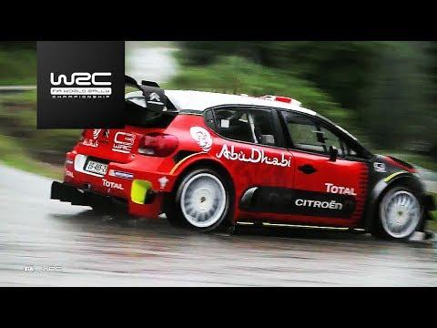 WRC 2017: Sébastien Loeb tests Citroen C3 WRC