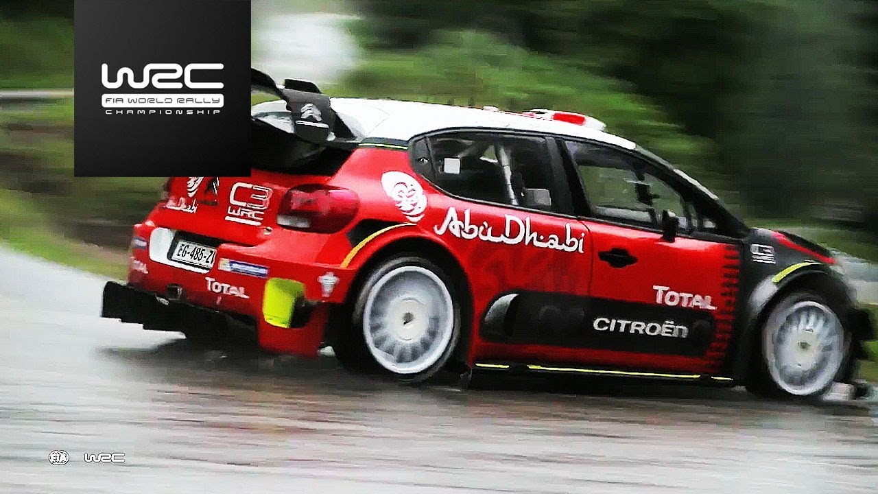 wrc 2017 s bastien loeb tests citroen c3 wrc youtube. Black Bedroom Furniture Sets. Home Design Ideas