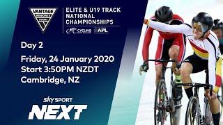 Vantage Elite & U19 Track National Championships - Day 2   Cycling   Sky Sport Next