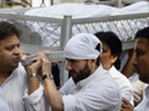 Mansur Ali Khan Pataudi laid to rest
