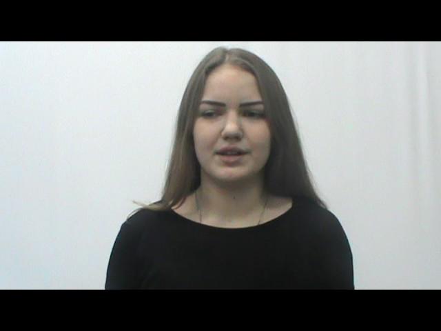 Изображение предпросмотра прочтения – ВикторияЛебедева читает произведение «Нищий» М.Ю.Лермонтова