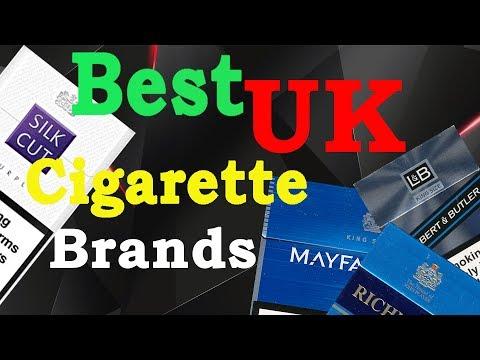 Top 10 Best Cigarette Brands In United Kingdom (UK)