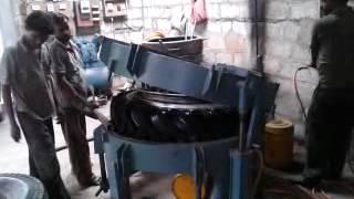 priya tyres -tractor tyre making..