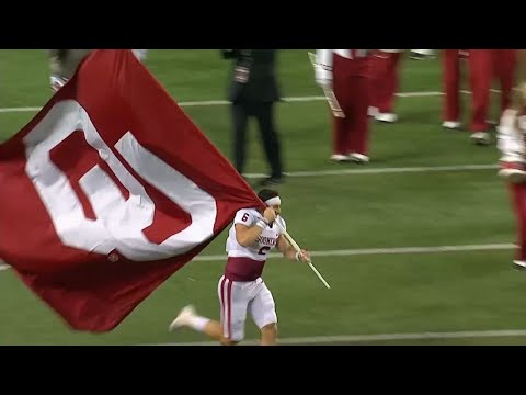 Baker Mayfield says he did not mean apology for OU flag planting